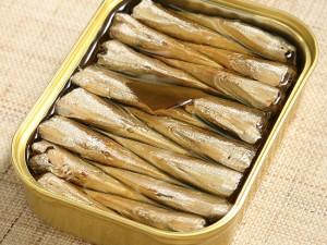竹中缶詰 オイルサーディン
